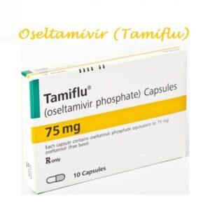Tamiflu oseltamivir influenza covid-19