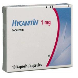 hycamtin cancer tablets buy online Topotecan