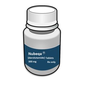 Darolutamide Nubeqa buy online Prostate Cancer