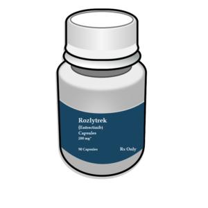Buy/import Rozlytrek Entrectinib as lung cancer treatment online