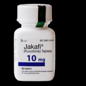 jakafi uses side effects