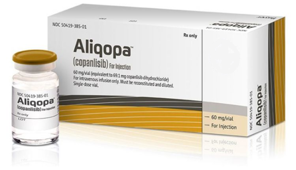 aliqopa uses side effects